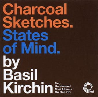 Charcoal Sketches / State by Basil Kirchin
