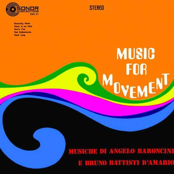 Music For Movement by Angelo Baroncini and Bruno Battisti D'Amario