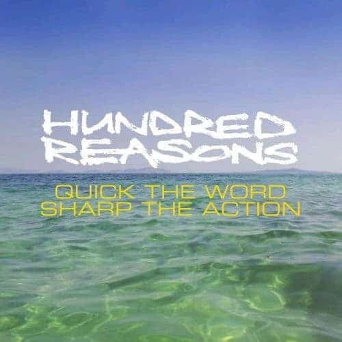 Quick The Word Sharp The Action by Hundred Reasons