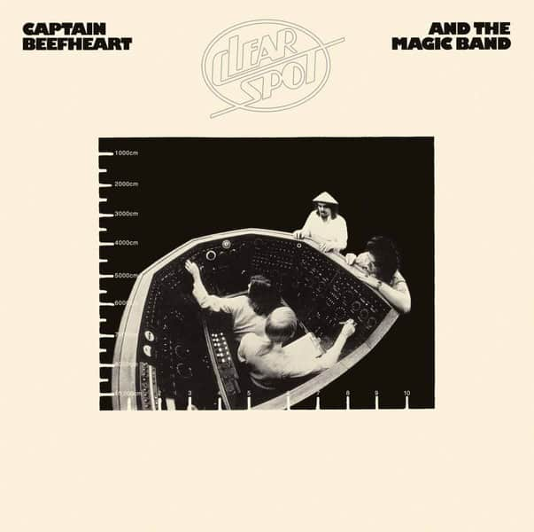Clear Spot by Captain Beefheart & The Magic Band