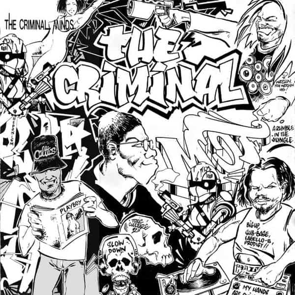 The Criminal EP by The Criminal Minds