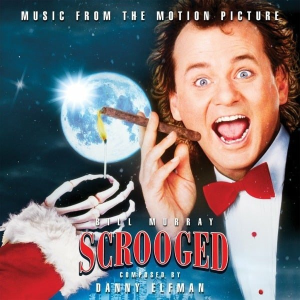 Scrooged (Music From The Motion Picture) by Danny Elfman