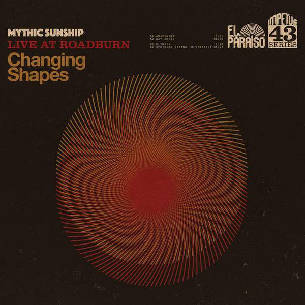 Changing Shapes by Mythic Sunship