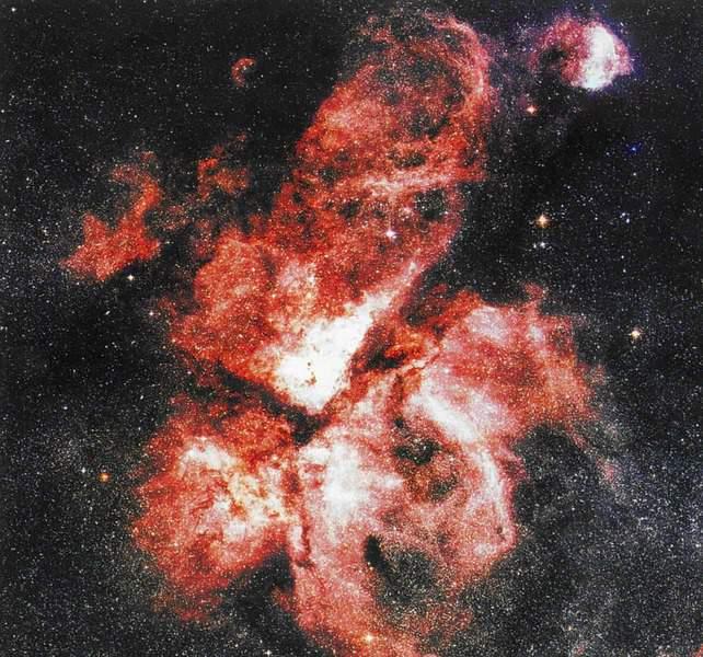 Model 500 - Deep Space