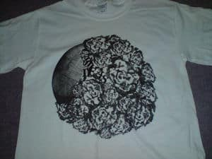 T-shirt and 3 by Cam Deas