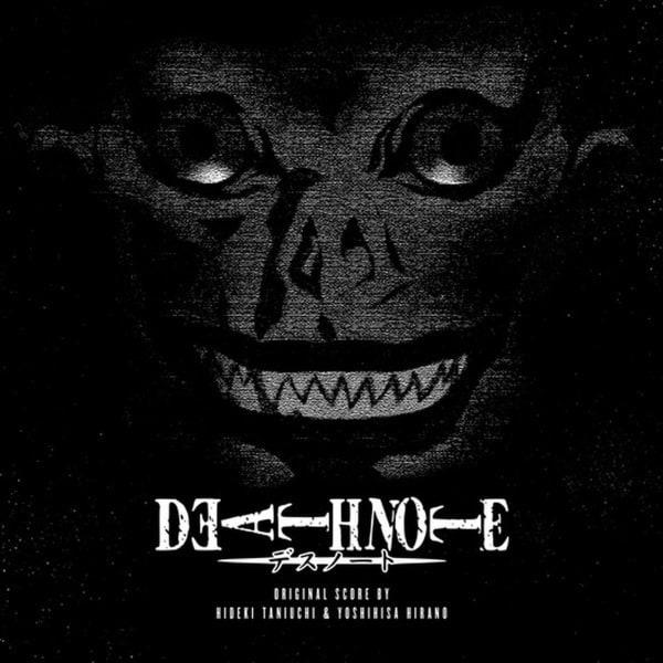 Death Note (Original Score) by Hideki Taniuchi & Yoshihisa Hirano