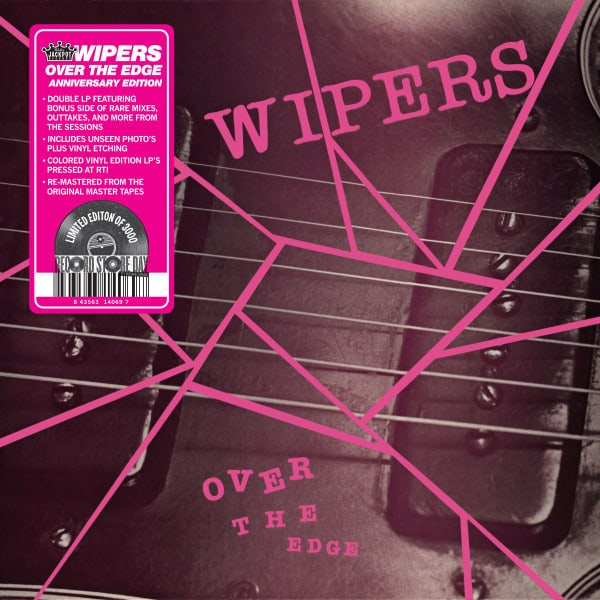 Over The Edge by Wipers