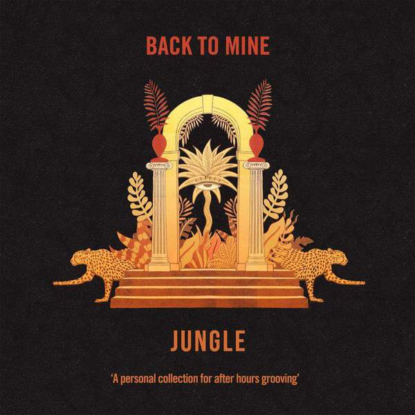 Back To Mine by Jungle / Various