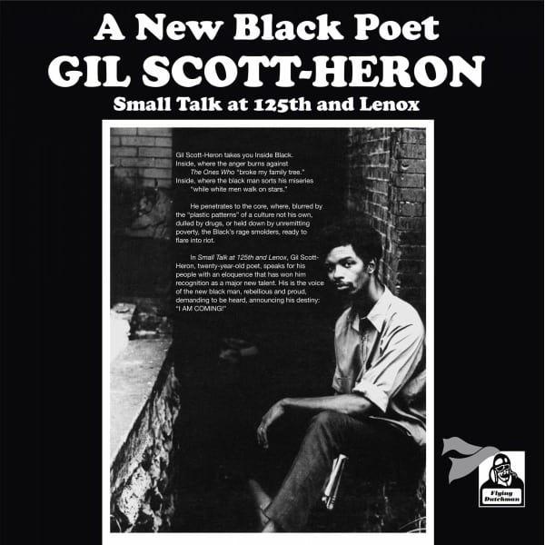 Small Talk At 125th & Lenox by Gil Scott-Heron