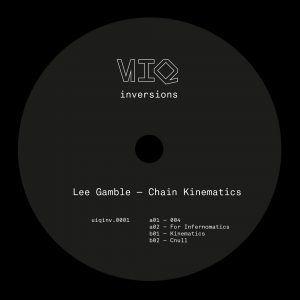 Chain Kinematics by Lee Gamble