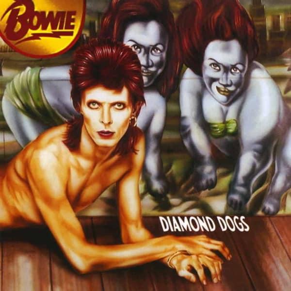Diamond Dogs by David Bowie