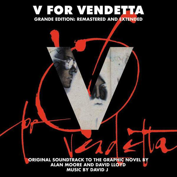 V For Vendetta: Grande Edition by David J