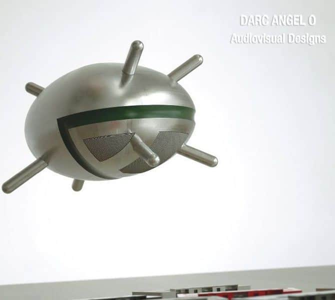 Audiovisual Designs by D'Arcangelo