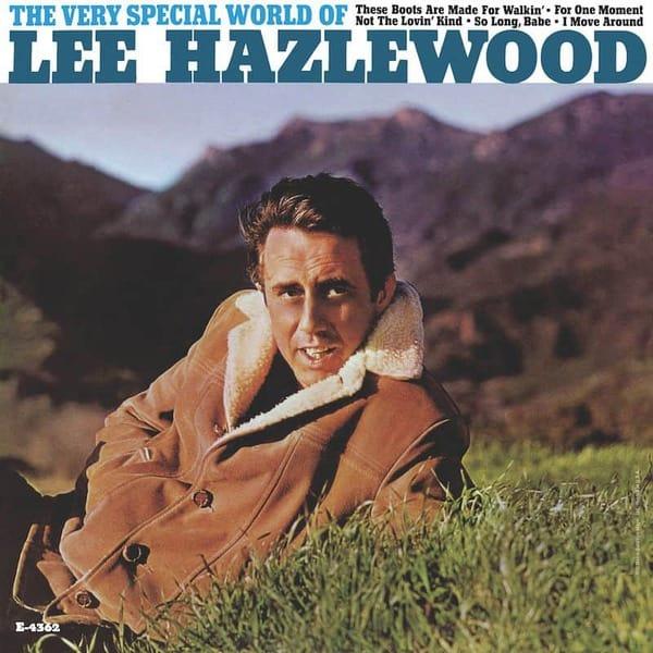 The Very Special World Of Lee Hazlewood by Lee Hazlewood