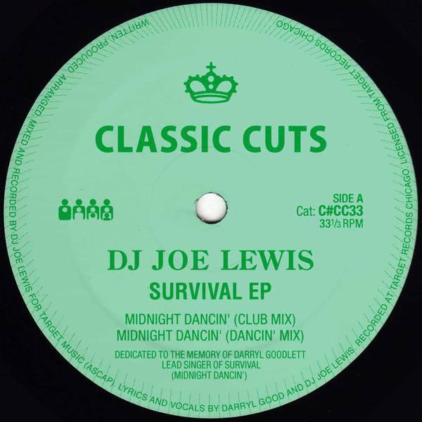 Survival EP by DJ Joe Lewis