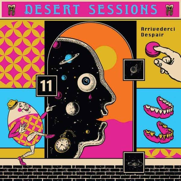 Vols. 11 & 12 by Desert Sessions