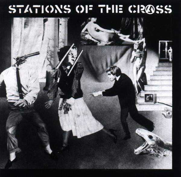 Stations Of The Crass by Crass