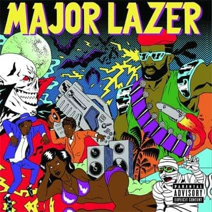 Guns Don't Kill People... Lazers Do by Major Lazer