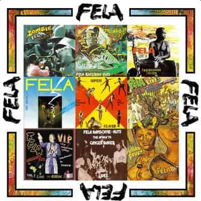 Box Set Vol 1 by Fela Kuti
