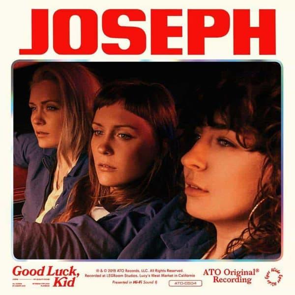 Good Luck, Kid by Joseph