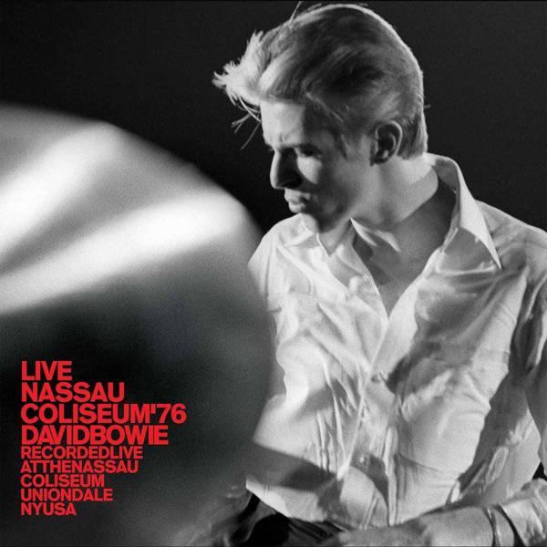 Live Nassau Coliseum '76 by David Bowie