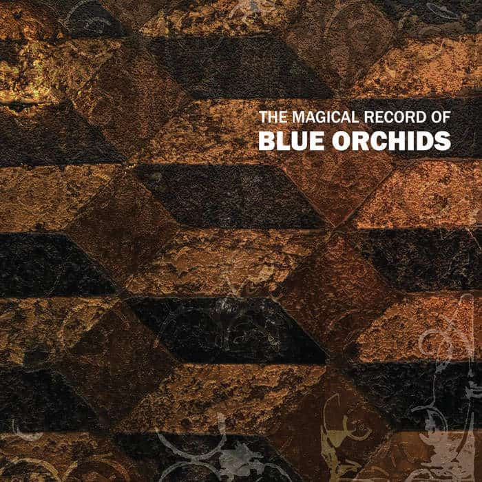 The Magical Record Of Blue Orchids by Blue Orchids