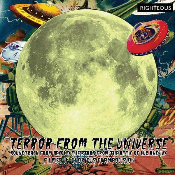 Terror From The Universe – Soundtrack From Beyond The Stars From Attic Of Lux And Ivy by Various