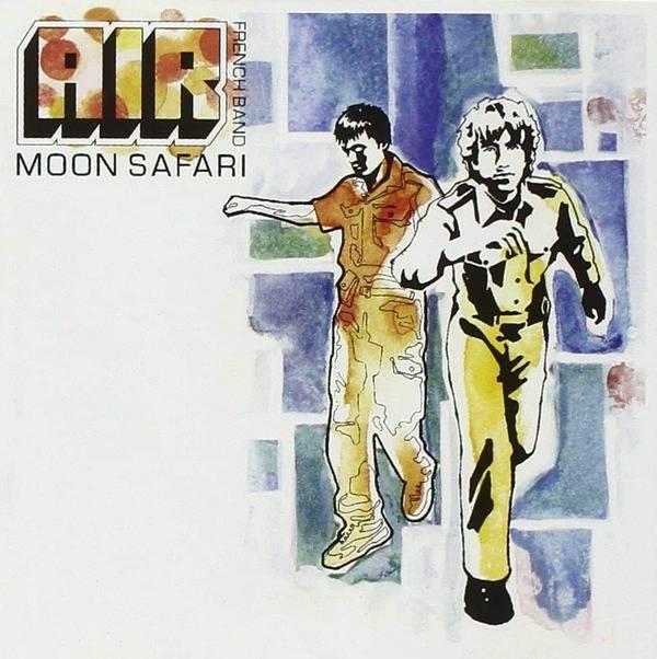 Moon Safari by Air