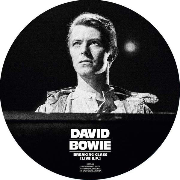 Breaking Glass [Live E.P.] by David Bowie