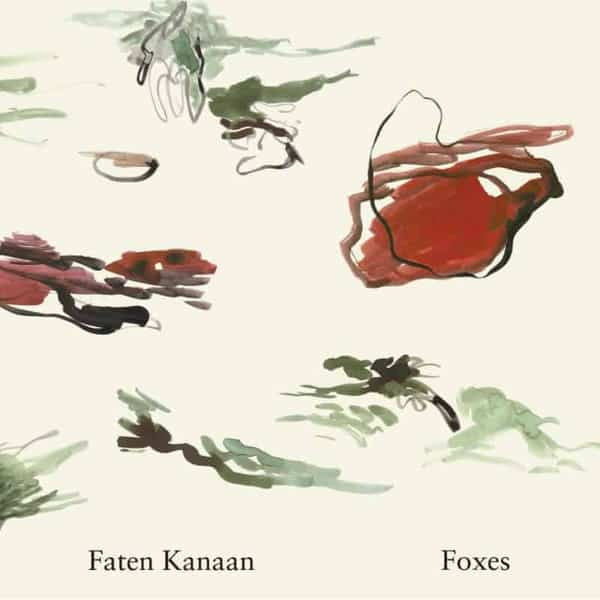 Foxes by Faten Kanaan