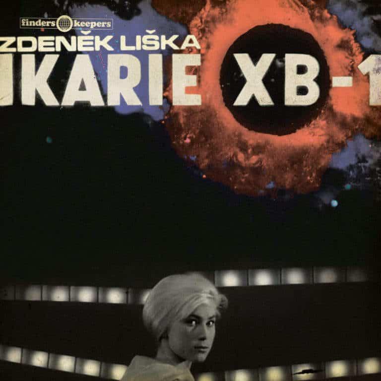 Ikarie XB-1 by Zdenek Liska