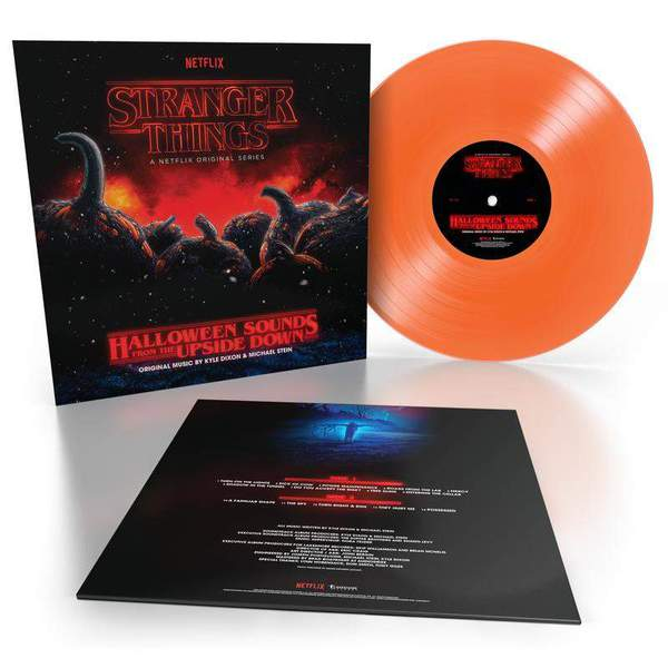 Stranger Things: Halloween Sounds From The Upside Down (A Netflix Original Series Soundtrack) by Kyle Dixon & Michael Stein