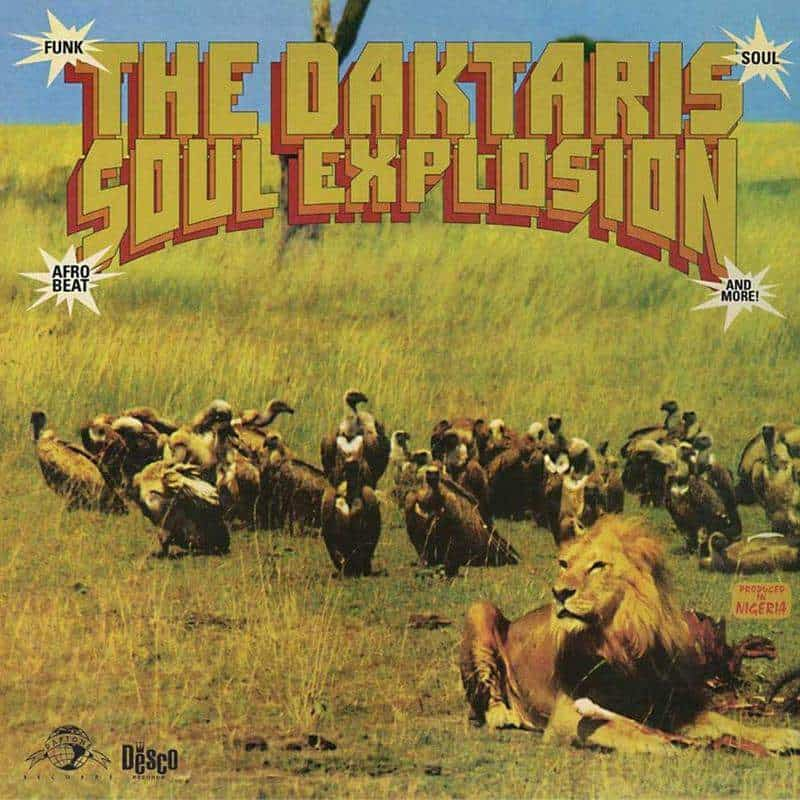 Soul Explosion by The Daktaris