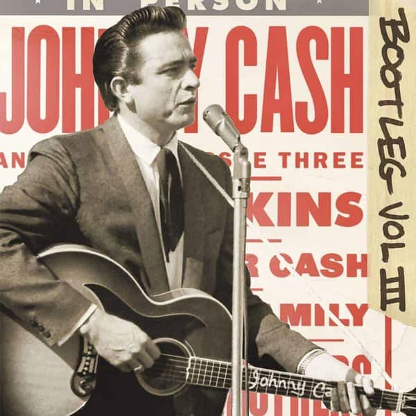 Bootleg Vol III: Live Around The World by Johnny Cash