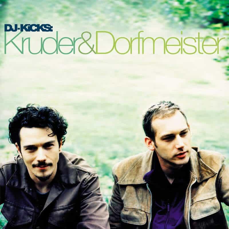 DJ-Kicks by Kruder & Dorfmeister