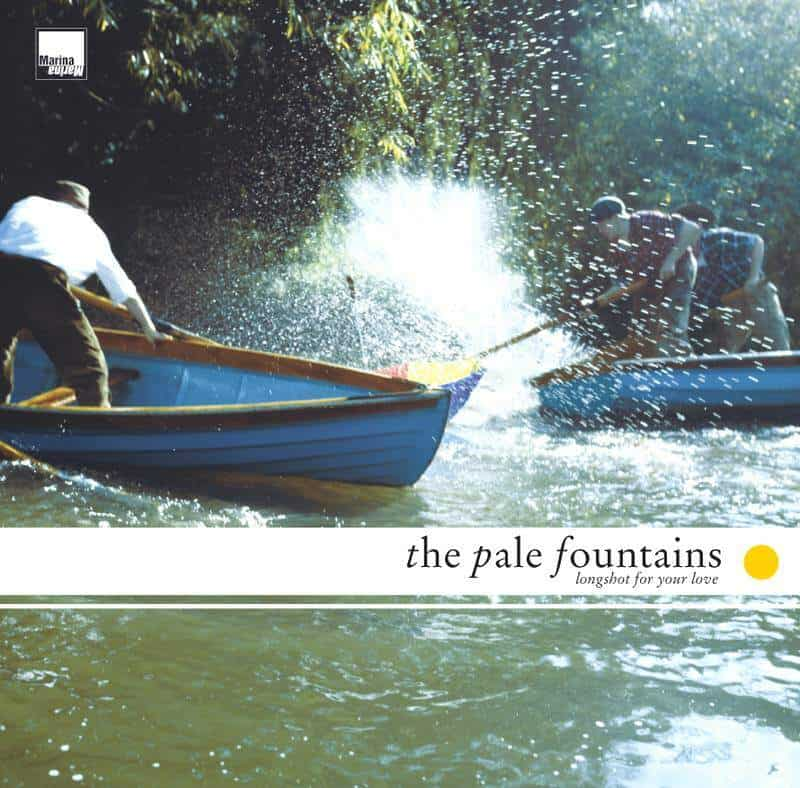 Longshot For Your Love by The Pale Fountains