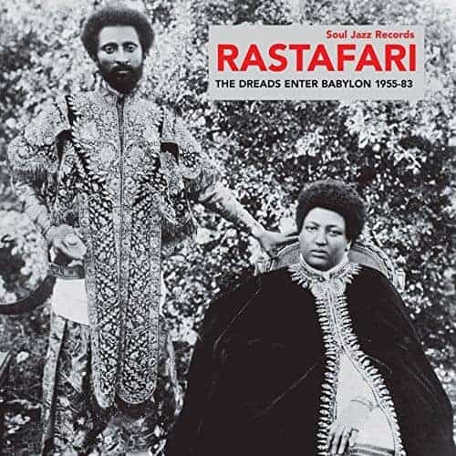Various - Rastafari: The Dreads Enter Babylon 1955-83 - From Nyabinghi, Burro and Grounation to Roots and Revelation