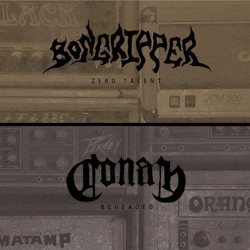 Split by Conan / Bongripper