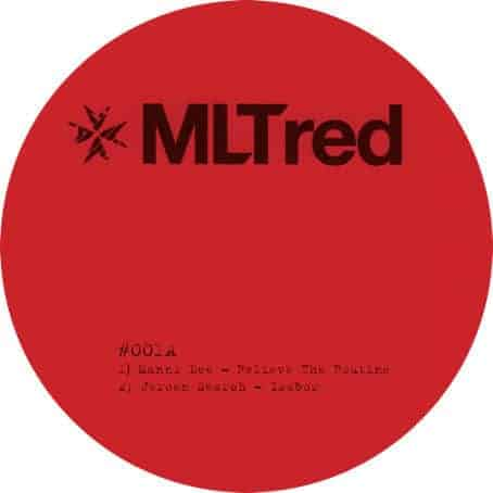 MLT001 by Manni Dee, Jeroen Search, Mike Parker and Gareth Wild
