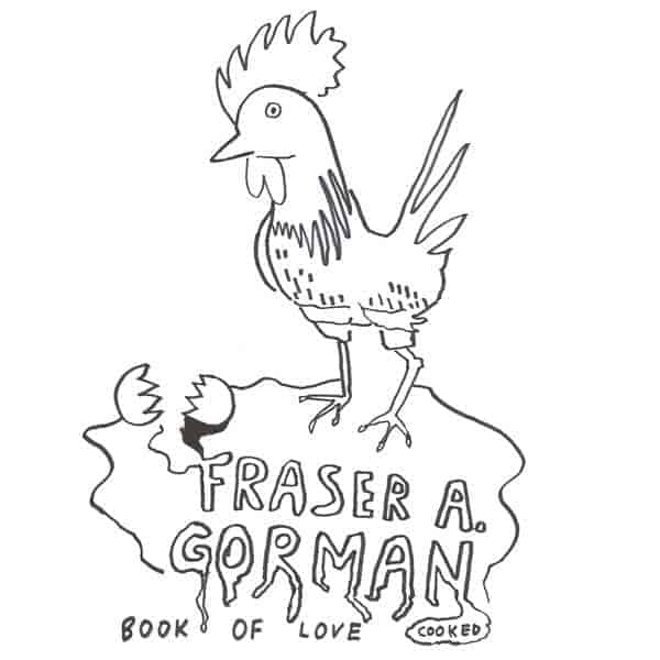 Book Of Love by Fraser A. Gorman