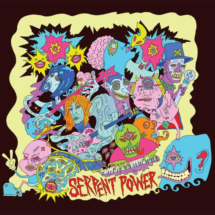 Serpent Power by Serpent Power