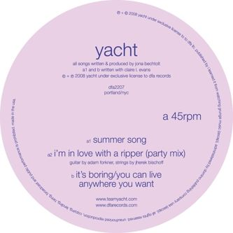 Summer Song by Yacht