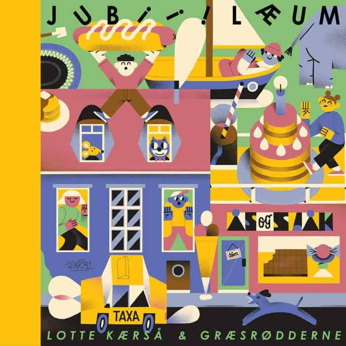 Jubiiilæum by Lotte Kærså & Græsrødderne