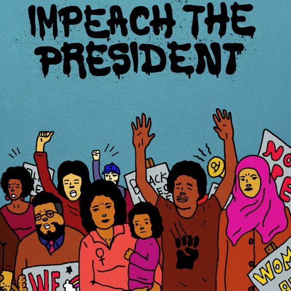 Impeach The President by The Sure Fire Soul Ensemble Ft. Kelly Finnigan