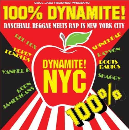 Soul Jazz Records Presents '100% Dynamite NYC' by Various