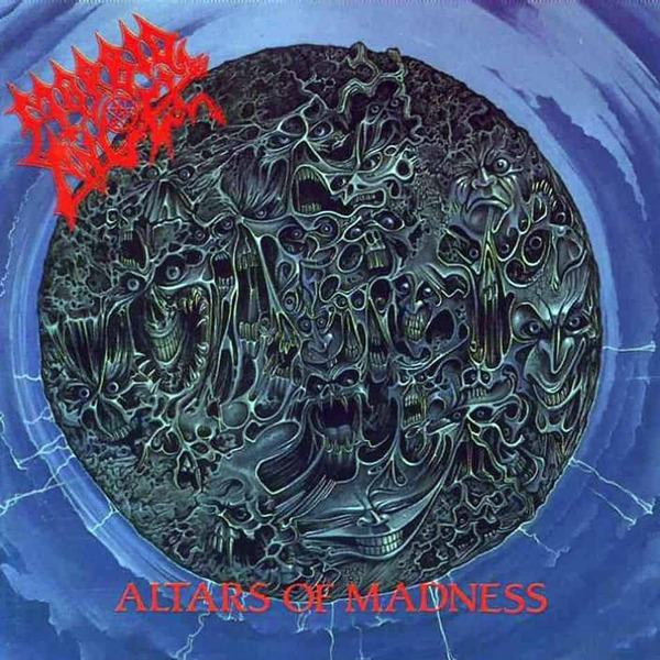 Altars Of Madness by Morbid Angel