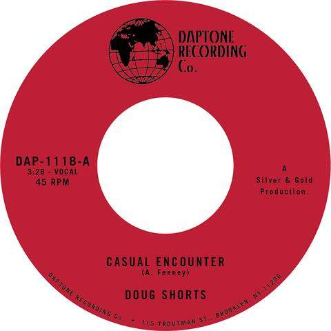 Casual Encounter / Keep Your Head Up by Doug Shorts