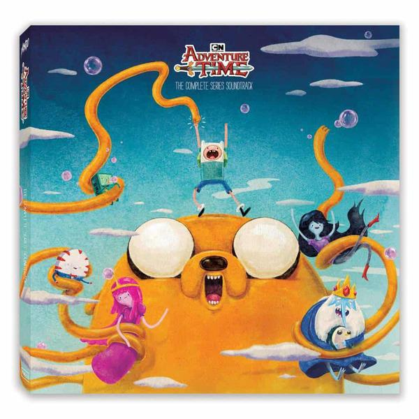 Adventure Time: The Complete Series Box Set by Various