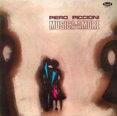 Musica amore by Piero Piccioni