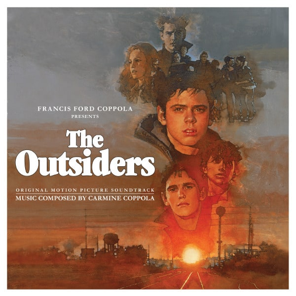 Carmine Coppola - The Outsiders (Original Motion Picture Soundtrack)